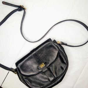 Bally Small Leather Crossbody Bag